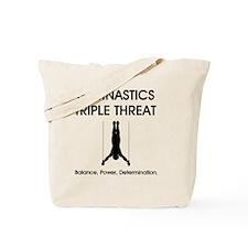 gymnasticstriplem Tote Bag
