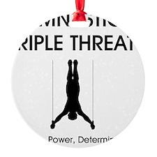 gymnasticstriplem Ornament