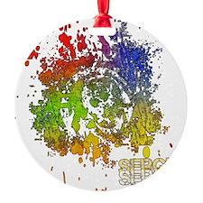 Colour Explosion Ornament