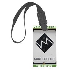 AT: Most Difficult Luggage Tag