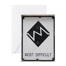 AT: Most Difficult Greeting Card