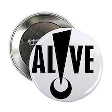 "ALIVE logo 2.25"" Button"