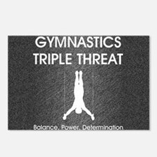 gymnasticstriplem1 Postcards (Package of 8)