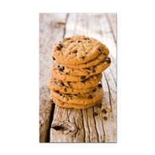 Chocolate chip cookies Rectangle Car Magnet