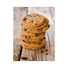 Chocolate chip cookies Twin Duvet