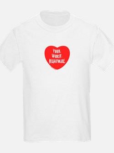 Worst Nightmare Heart T-Shirt