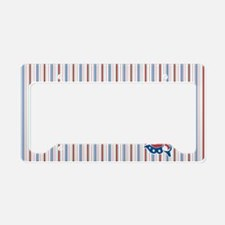 bucket bag aiyana stripes but License Plate Holder