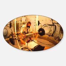 Hyperbaric training research Decal
