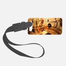 Hyperbaric training research Luggage Tag