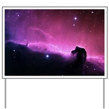 Horsehead Nebula Yard Sign