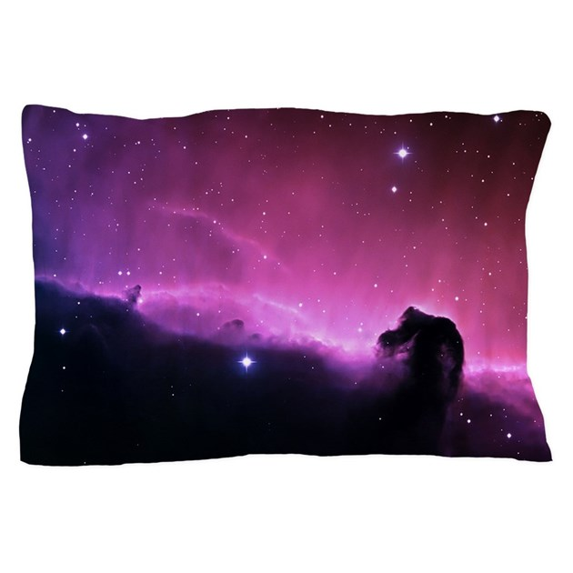 Horsehead Nebula Pillow Case By Admin Cp142414