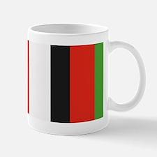 Afghanistan War Ribbon Mug