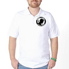Round POW-MIA Symbol T-Shirt