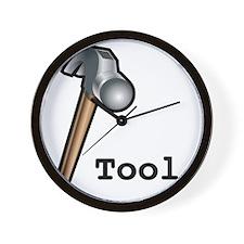 Tool. Wall Clock