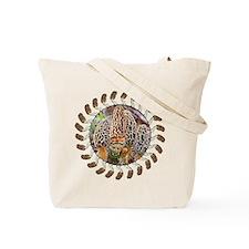 Mushroom hunting Tote Bag