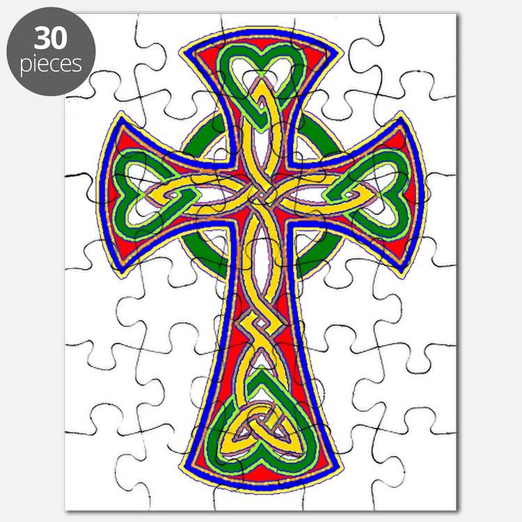 Primary Celtic Cross Puzzle
