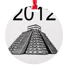 I survived 2012 Mayan apocalypse  1 Ornament