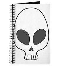 Alien skull Journal