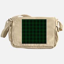 Graham Celtic Tartan Plaid Messenger Bag