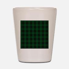 Graham Celtic Tartan Plaid Shot Glass
