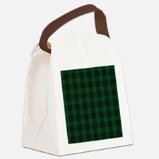 Graham Celtic Tartan Plaid Canvas Lunch Bag