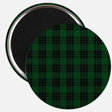 Graham Celtic Tartan Plaid Magnet