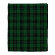 Graham Celtic Tartan Plaid Throw Blanket