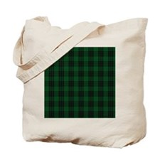 Graham Celtic Tartan Plaid Tote Bag