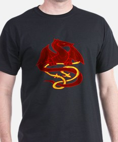 Red Dragon 2 T-Shirt