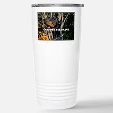 Doberman Cover image 2 Stainless Steel Travel Mug