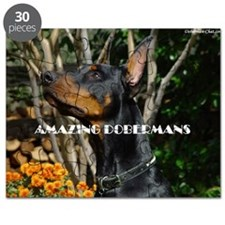 Doberman Cover image 2 Puzzle