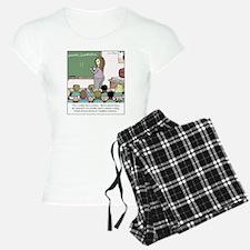 Using the Semicolon pajamas