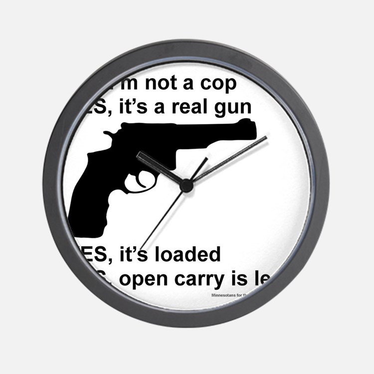 Yes, its legal Wall Clock