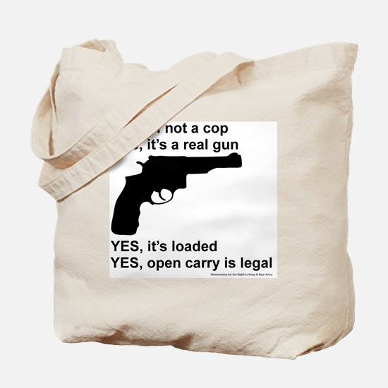 Yes, its legal Tote Bag
