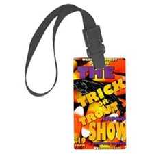 The Trick or Trout Improv Show - Luggage Tag