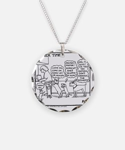 Dinner Time Necklace