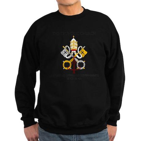 The Catholic Church Sweatshirt (dark)