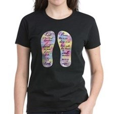 I stand in awe... - FlipFlops Tee
