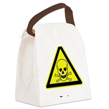 Toxic Canvas Lunch Bag