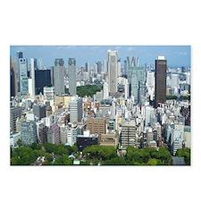 Japan_WC_07_JUL Postcards (Package of 8)