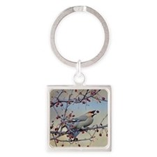 ornament 6 Square Keychain