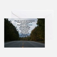 Irish Blessing Note Cards (Pk of 10)