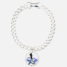 SUP GIrl Paddleboarder Bracelet