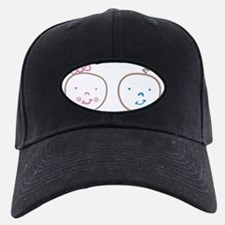 Two Cute Twins Baseball Hat