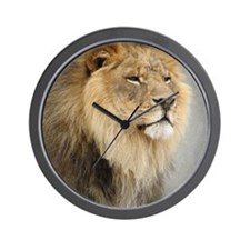 Lion Lovers Wall Clock