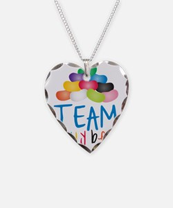 Team Jelly Bean Necklace