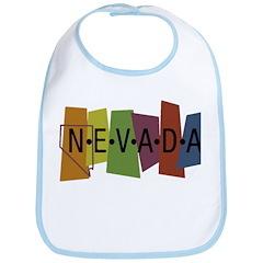 Colorful Nevada Bib