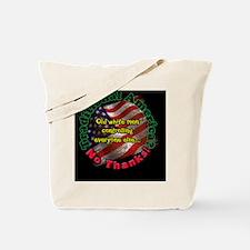 traditional3smallLg. button round Tote Bag