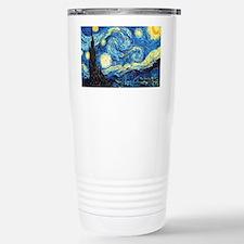 Starry Night Stainless Steel Travel Mug