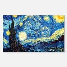 Starry Night Decal